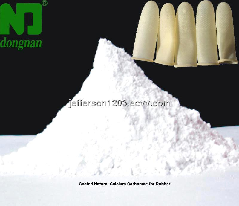 Nano calcium carbonate for  medical Gloves