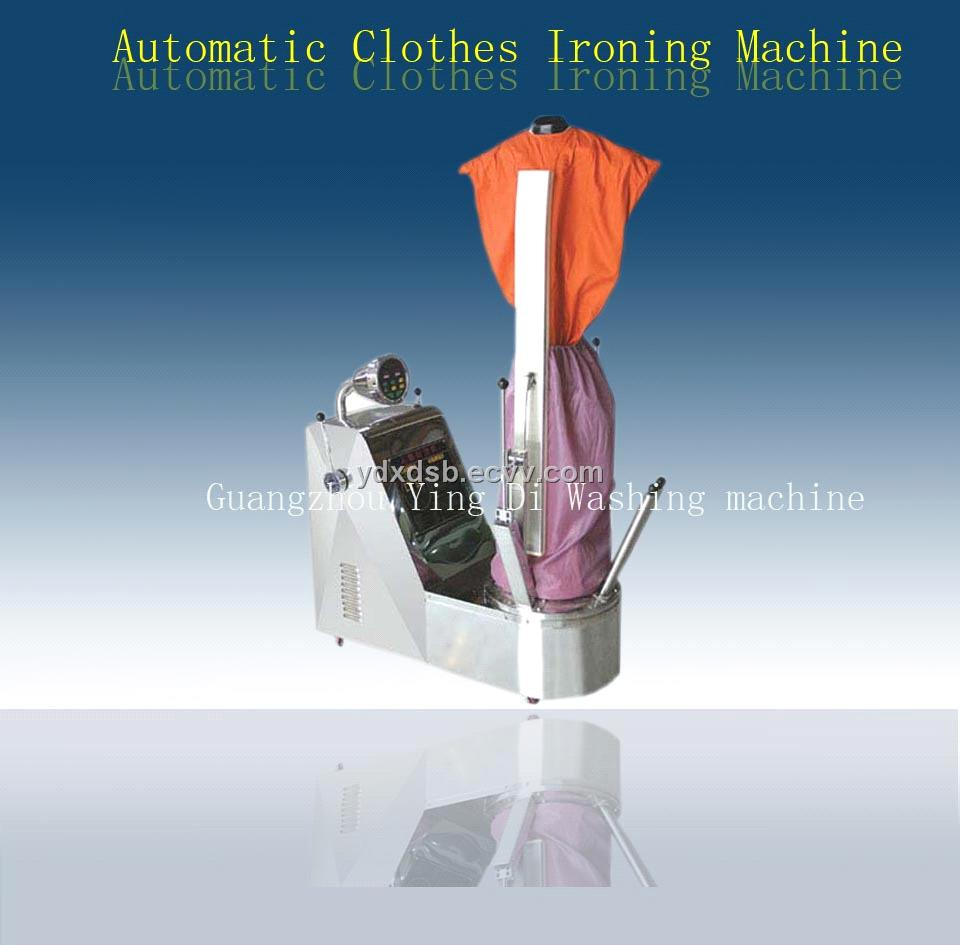 Automatic Clothes Vacuum Ironing Machine purchasing ...