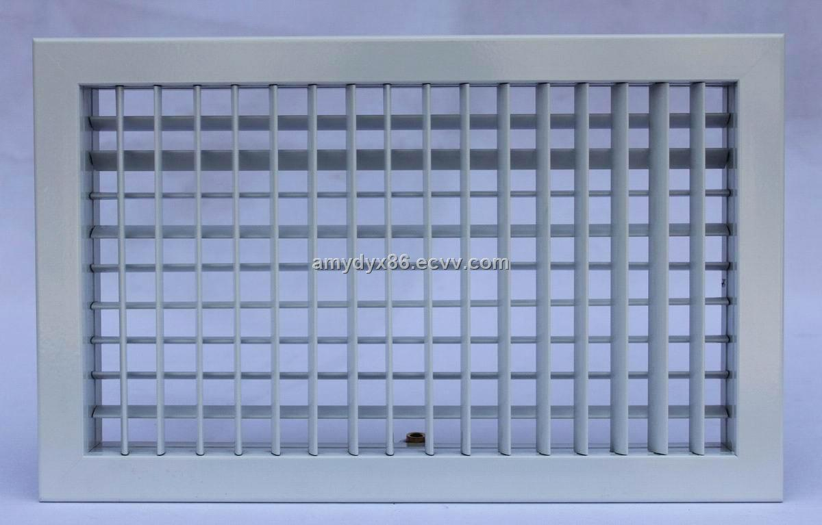 Double Deflection Grille With Damper : Double deflection grill purchasing souring agent ecvv