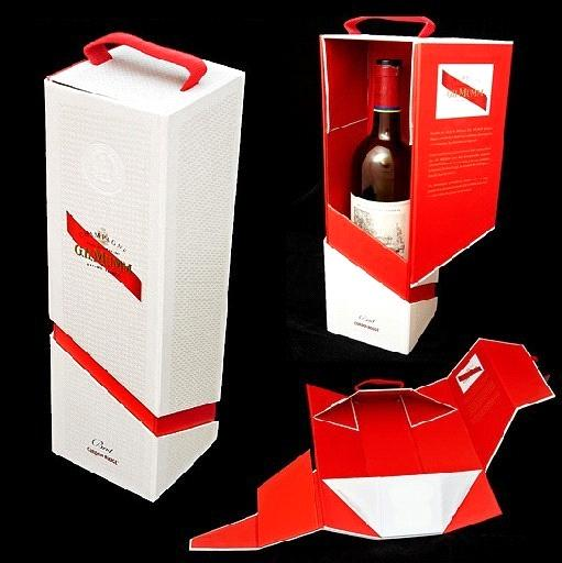 New Design Wine Box Purchasing Souring Agent