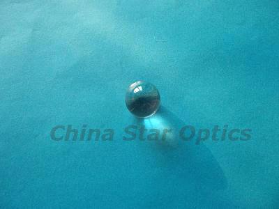 Optical JGS1 or K9 glass ball lens / half ball lens/ optical sphere lens