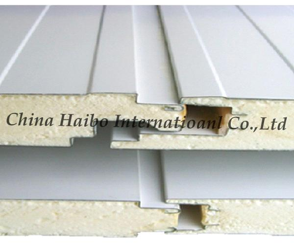 Polyurethane Wall Panels : Polyurethane wall sandwich panel purchasing souring agent