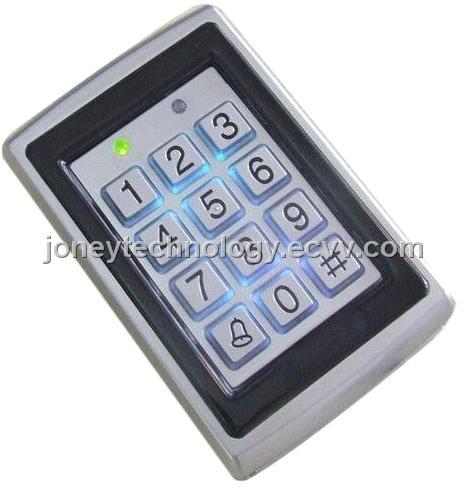 Waterproof Standalone Door Access Control Purchasing