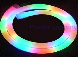 led neon flex, RGB color changing,light fixture