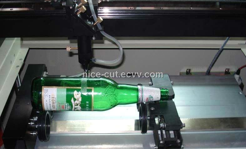 Nc C1290 Glass Laser Engraving Machine Ce Certificate