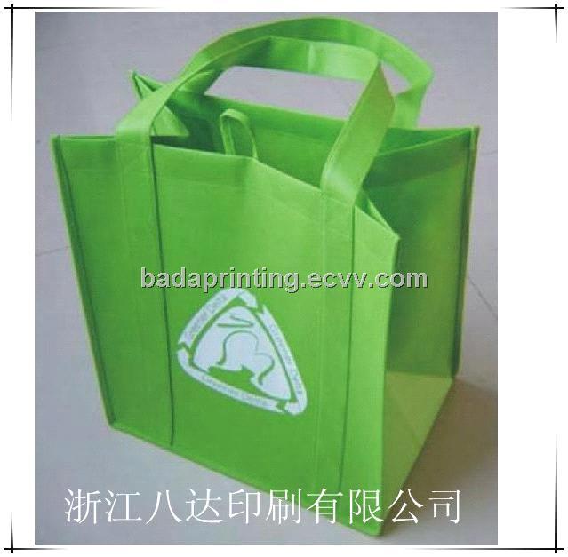 promotional non woven bag shopping bag bada nwb001   china non woven