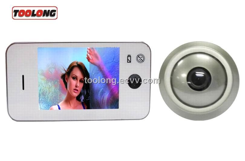 2012 New 3 5inch Digital Door Viewer Purchasing Souring