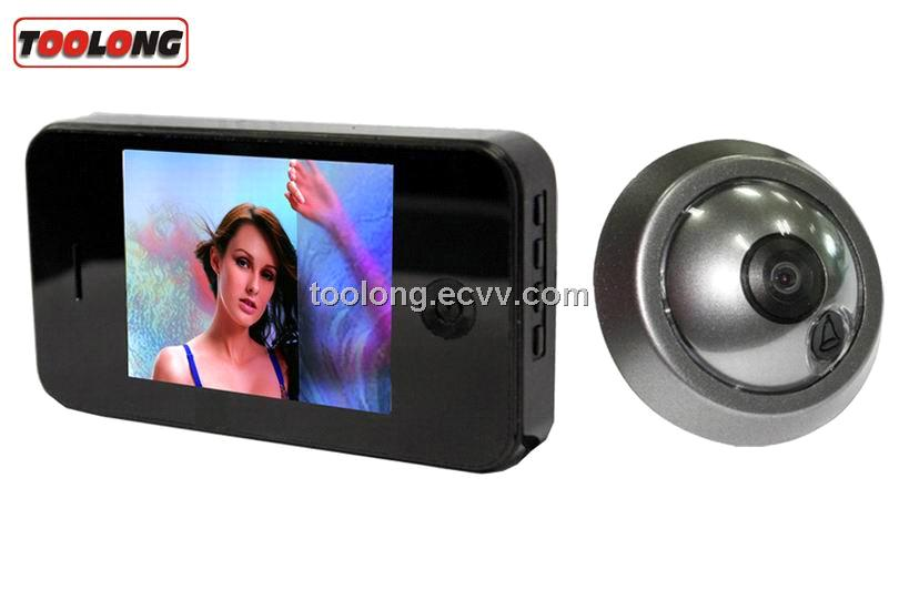 2012 New 3.5inch Memory Peephole Door Viewer