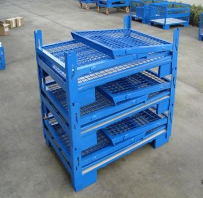 Metal Pallet Box from China Manufacturer, Manufactory ...