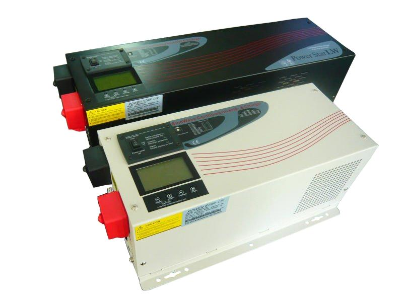 Solar Powerstar LW Inverter Pure Sine Wave Solar Power Inverter 12v/24/48vdc-110/220vac 1000W~6000W