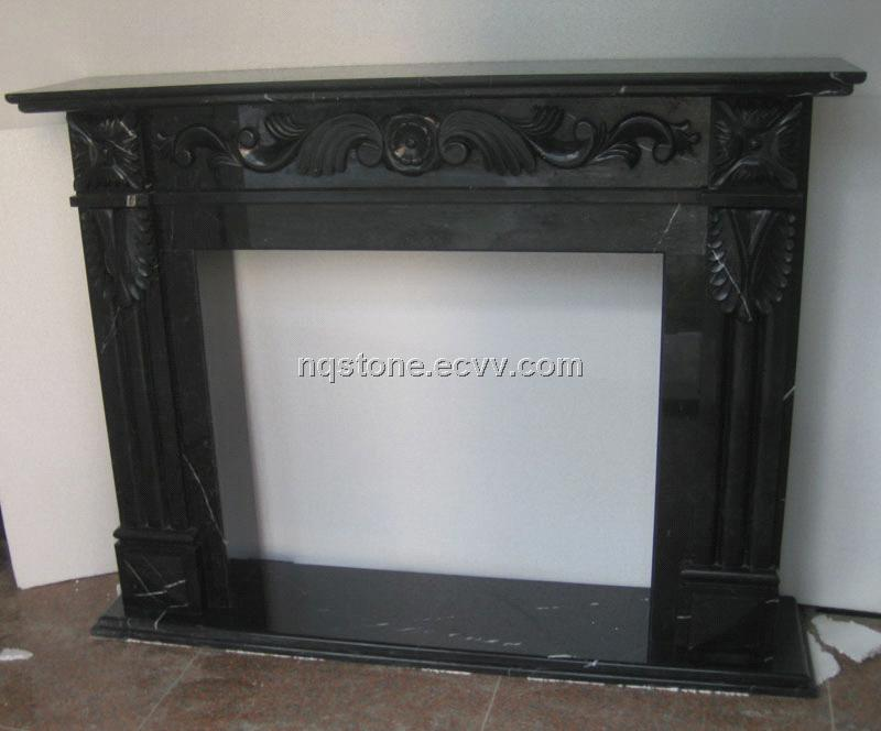 Black Marble Fireplace Mantel Purchasing Souring Agent Purchasing Service Platform