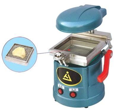 dental lab vacuum forming model vaccum former