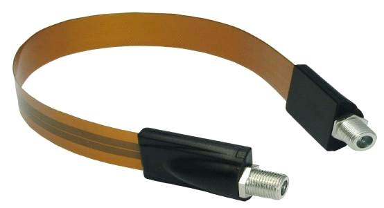 Flat Coaxial Cable : Flat coaxial cable purchasing souring agent ecvv