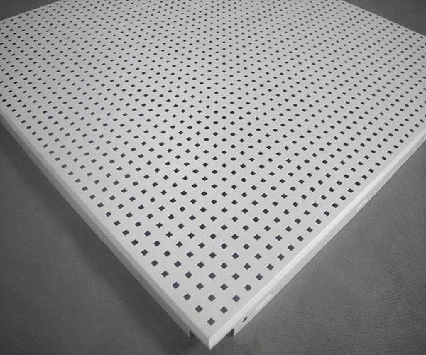 Perforated Acoustic Ceiling Board Purchasing Souring