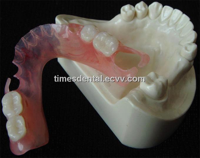 Valplast Denture Dental Removable Prosthesis Flexible