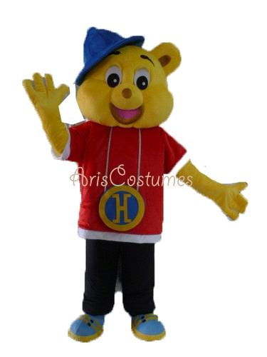 hip hop harry mascot fancy dress costume adult costume custom mascot costume A0315
