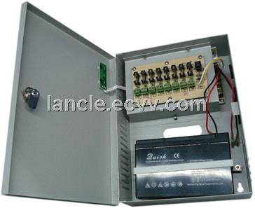 8 Channels 12V 120W UPS CCTV power supply