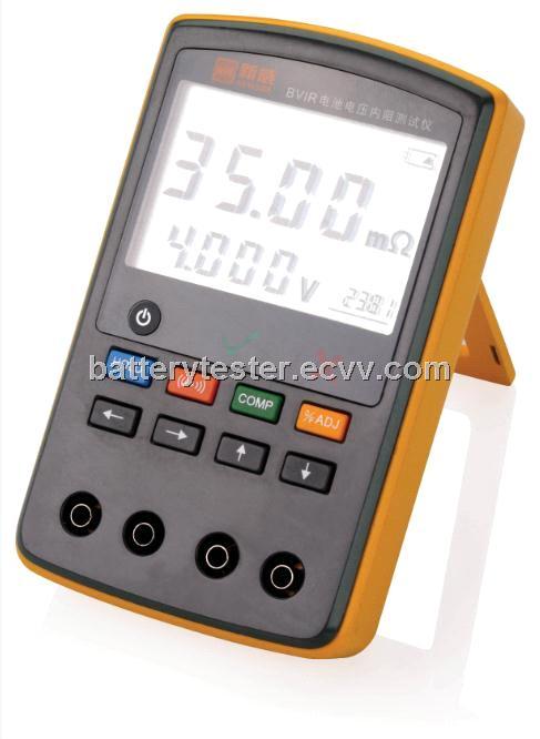 Primary Voltage Tester : Battery voltage internal resistance tester cr v