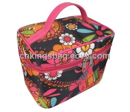 Hand-Held Large Make up Bags and Cases with Full Prints Nice and ...