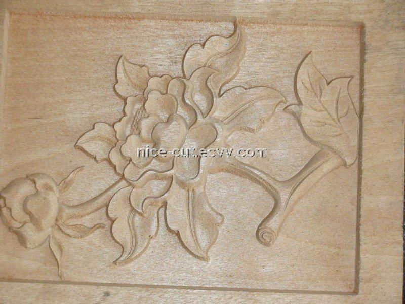 NC-R1325 Wood 3D Sculpture Engraving Machine
