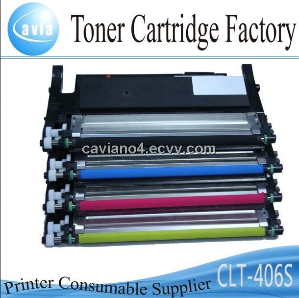 New Models Color Toner Cartridge Clt 406s For Samsung Clp