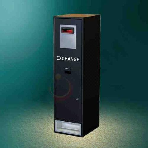 coins exchange machine