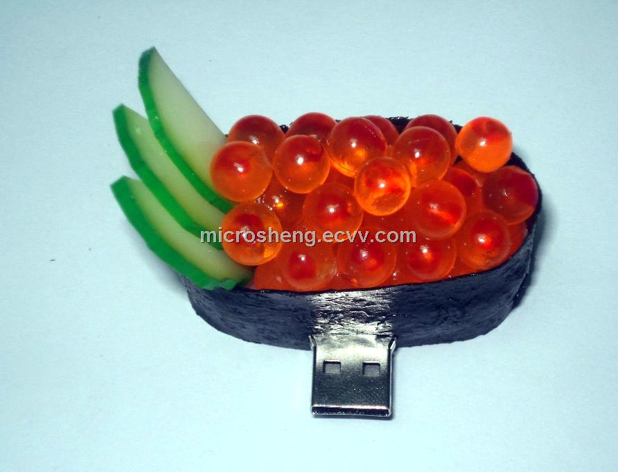 Food usb flash drive purchasing souring agent - Cuisine flash but ...