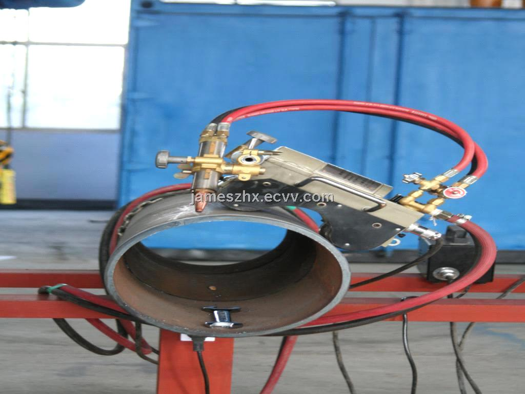 Magnetic Pipe Flame Cutting Amp Beveling Machine From China