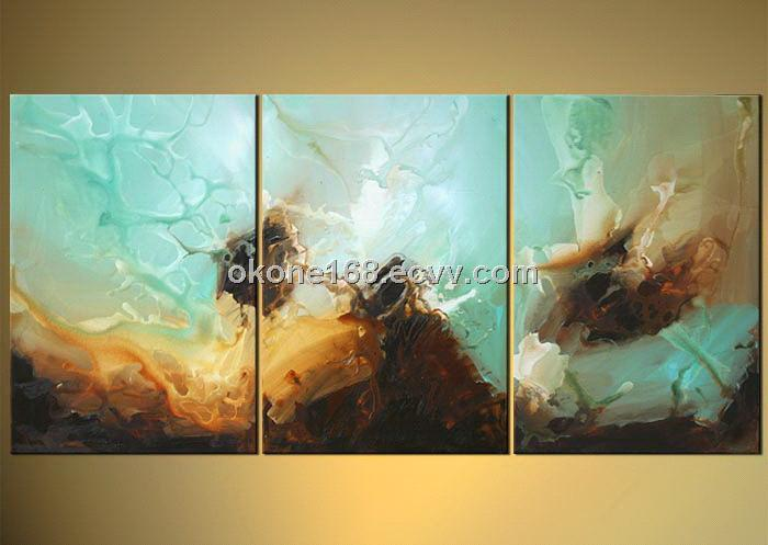 Wholesale 100%handmade abstract oil painting on canvas (NA30 ...