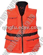Inflatable fishing floatation vest life vest fishing for Inflatable fishing vest