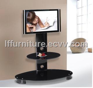 Living Room Furniture Adjustable Glass Led Tv Stands Purchasing Souring Agent