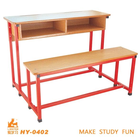 School furniture wooden double desk and chair purchasing for School furniture from china