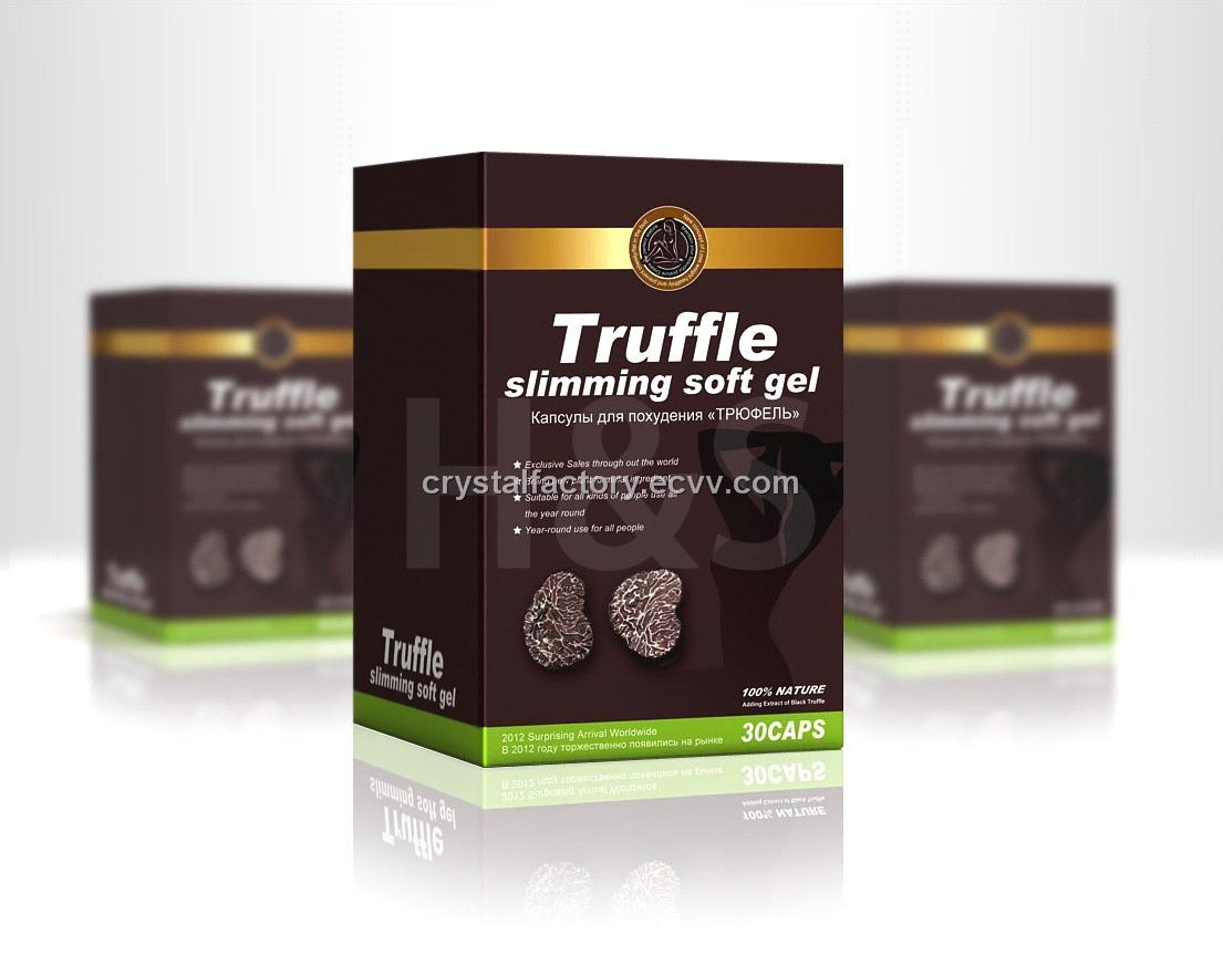 2012 new formular truffle slimming capsule purchasing