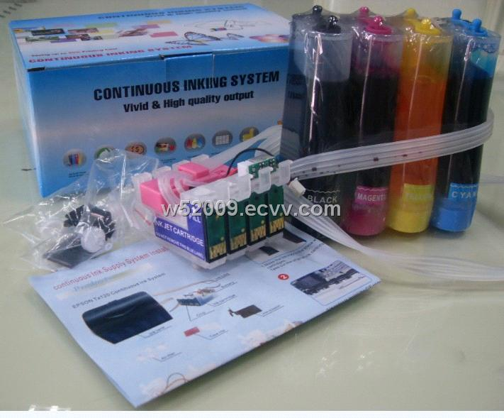 Ciss For Epson Stylus T25 Tx125 Ink Cartridge T133 T25