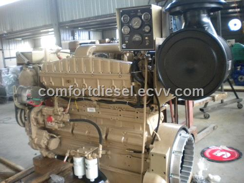 ... KTA19-M3/KTA19-M4 marine engine, used for high speed commercial boats