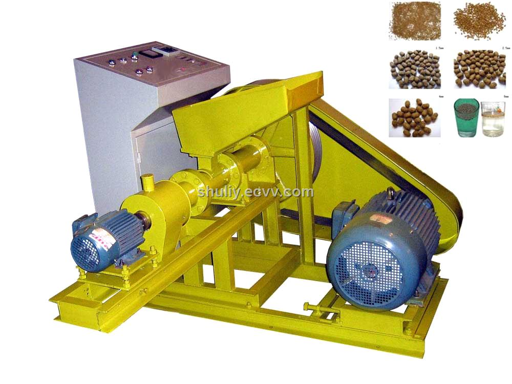 Products Catalog > Feed Milling Machine > Float Fish Pellet Machine