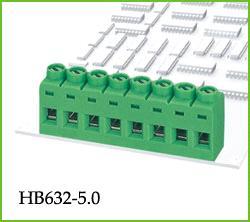 HB632 PCB Terminal Block
