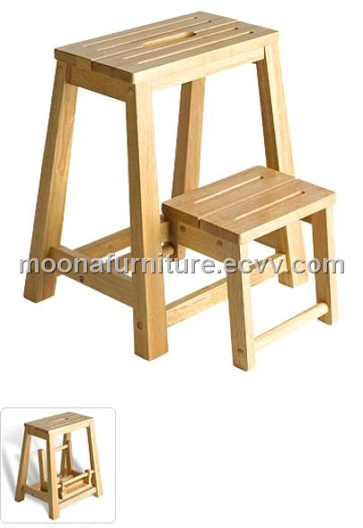 Home Furniture Solid Wood Step Stool Purchasing Souring