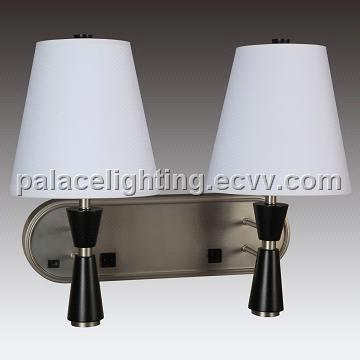 hotel wall lamp with outlet china hotel wall sconce with outlet. Black Bedroom Furniture Sets. Home Design Ideas