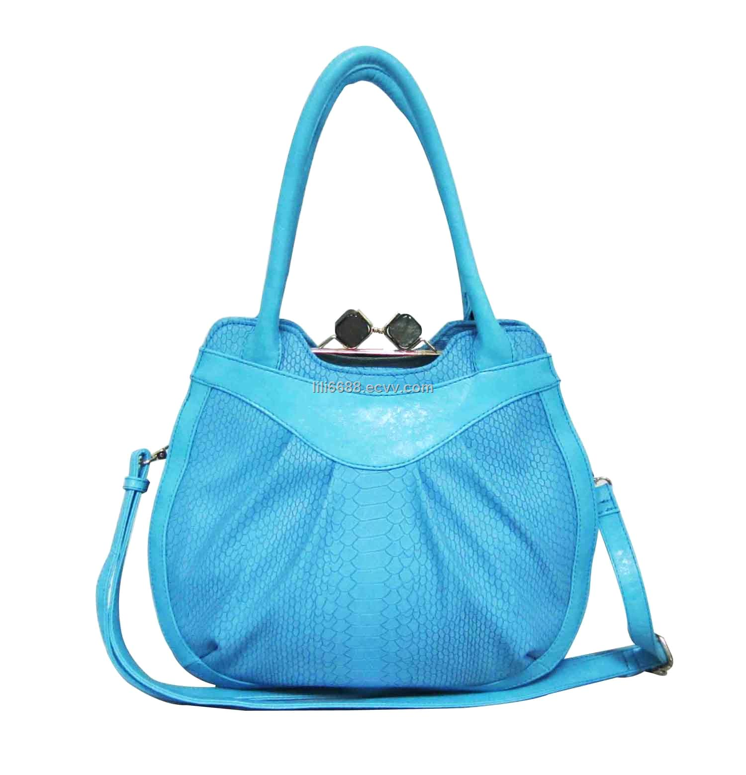 Ladies Bag, Art. No: 0523 - Leather Archer