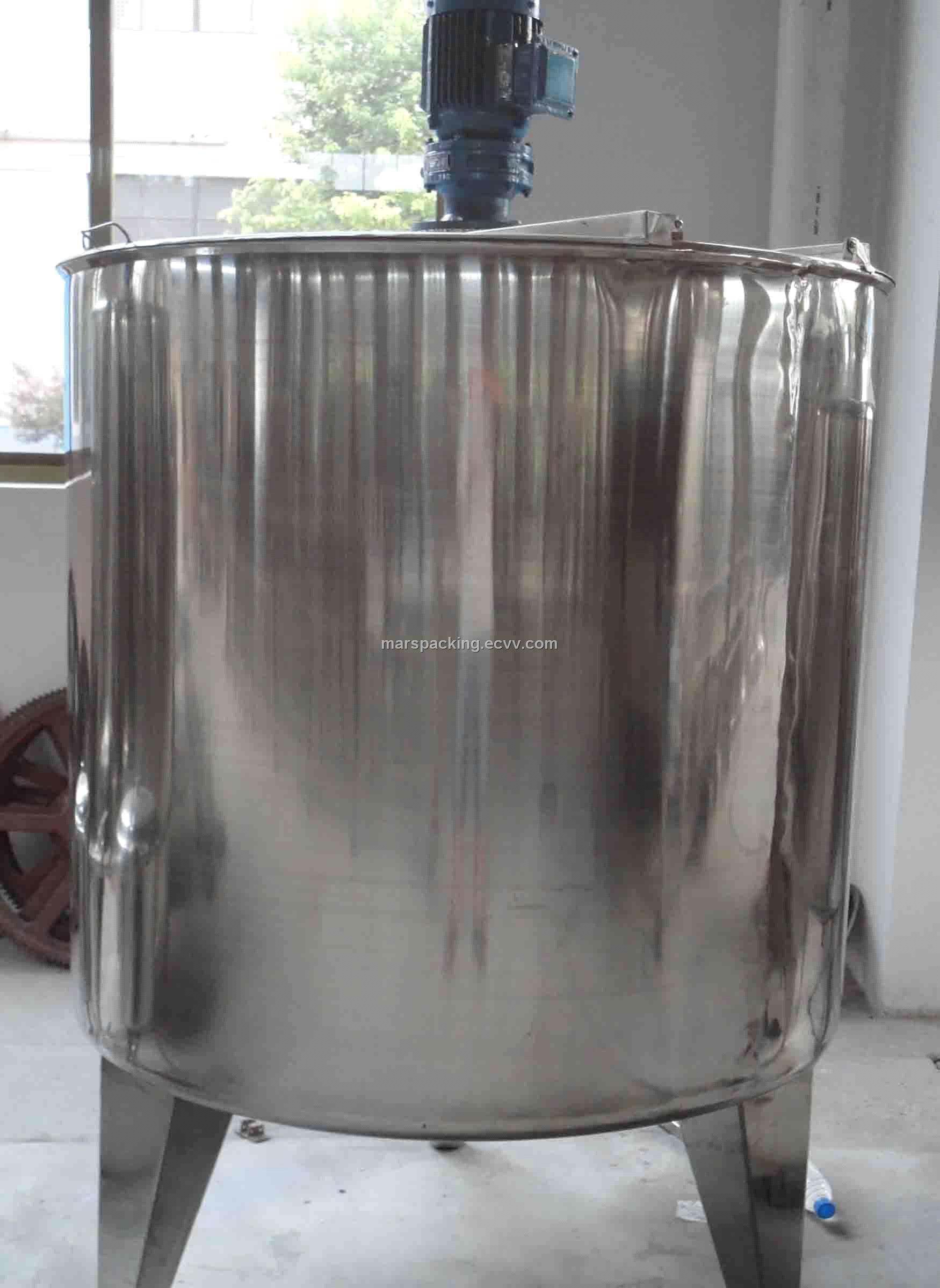 Sugar Mixing Storage Tank Purchasing Souring Agent Ecvv