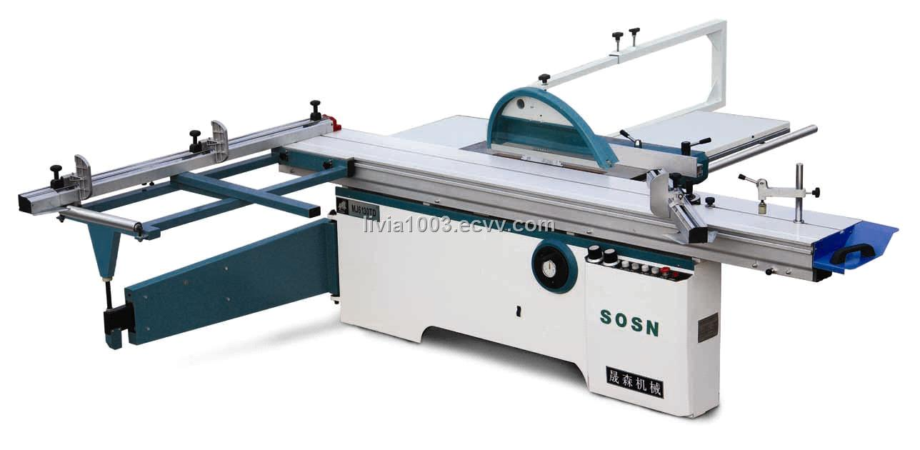 Band Saw / Panel Saw for Wood Cutting (MJ6130TD) - China band saw ...