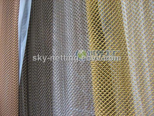 Decorative Wire Mesh For Window Screen Anping Factory