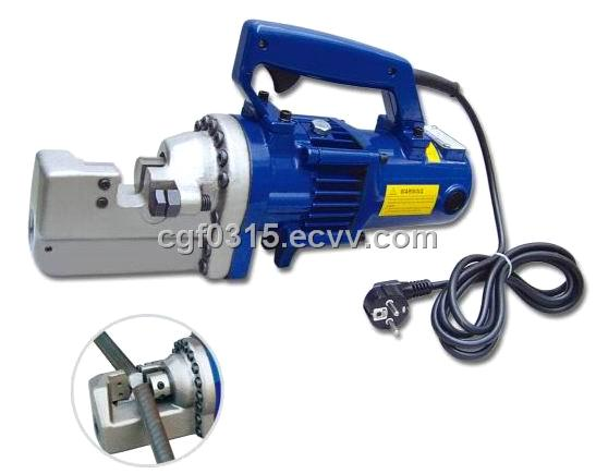 Hand Held Rebar Cutter Steel Rod Cutter Bar Cutting