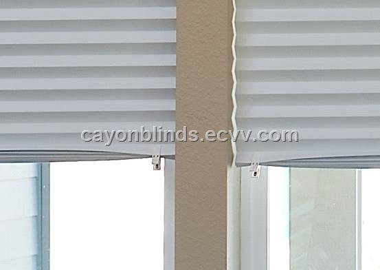 with main products: Paper Blinds, Tempo Shade, Pleated Blinds
