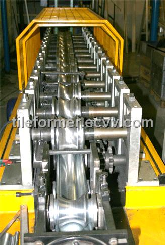 Shutter slat roll former machine purchasing souring agent purchasing service platform - The rolling shutter home in bohemia ...