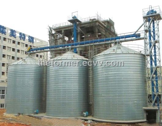 Spiral Silo Building Machine Steel Silo Building Machine