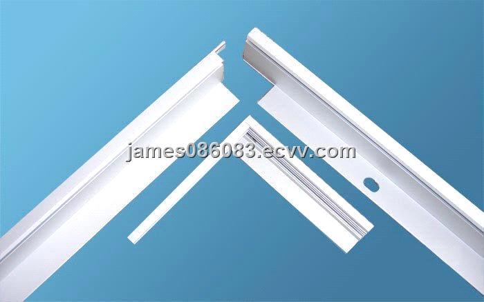 aluminum frame for pv solar panel assembly