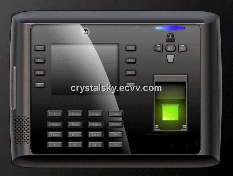 Fingerprint Multimedia Access Control System With Id Cards