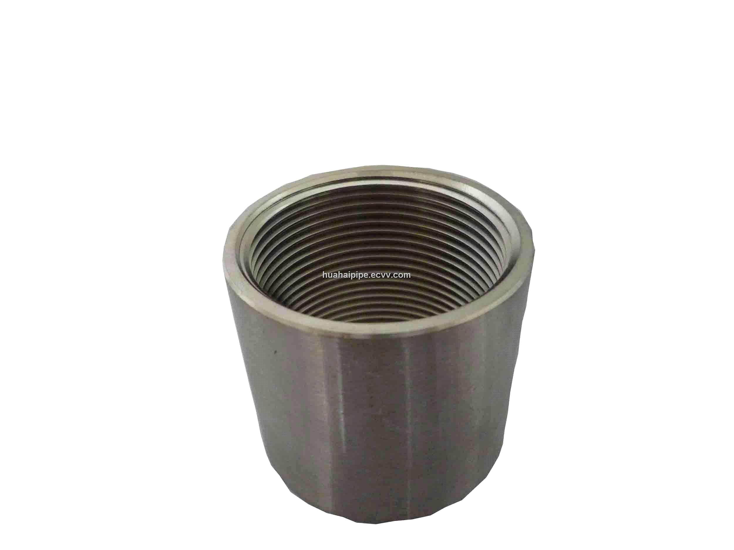 Steel Pipe Couplers : Full thread stainless steel pipe coupling purchasing